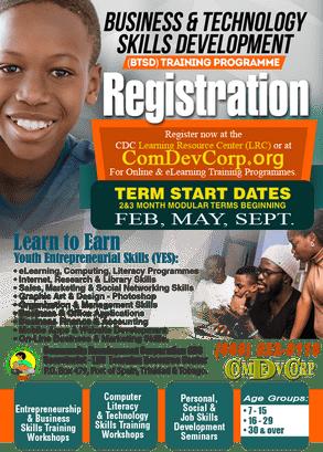 Business & Technology Skills Training Programme (BTSD)
